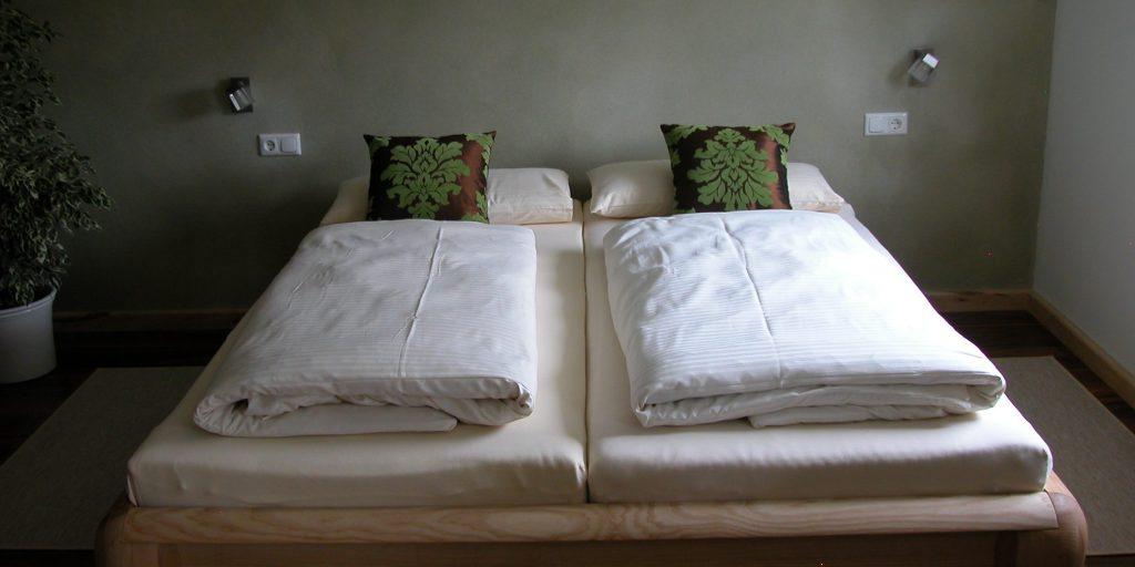 Zu den wichtigsten baubiologischen Leistungen gehört die Untersuchung des Schlafplatzes.