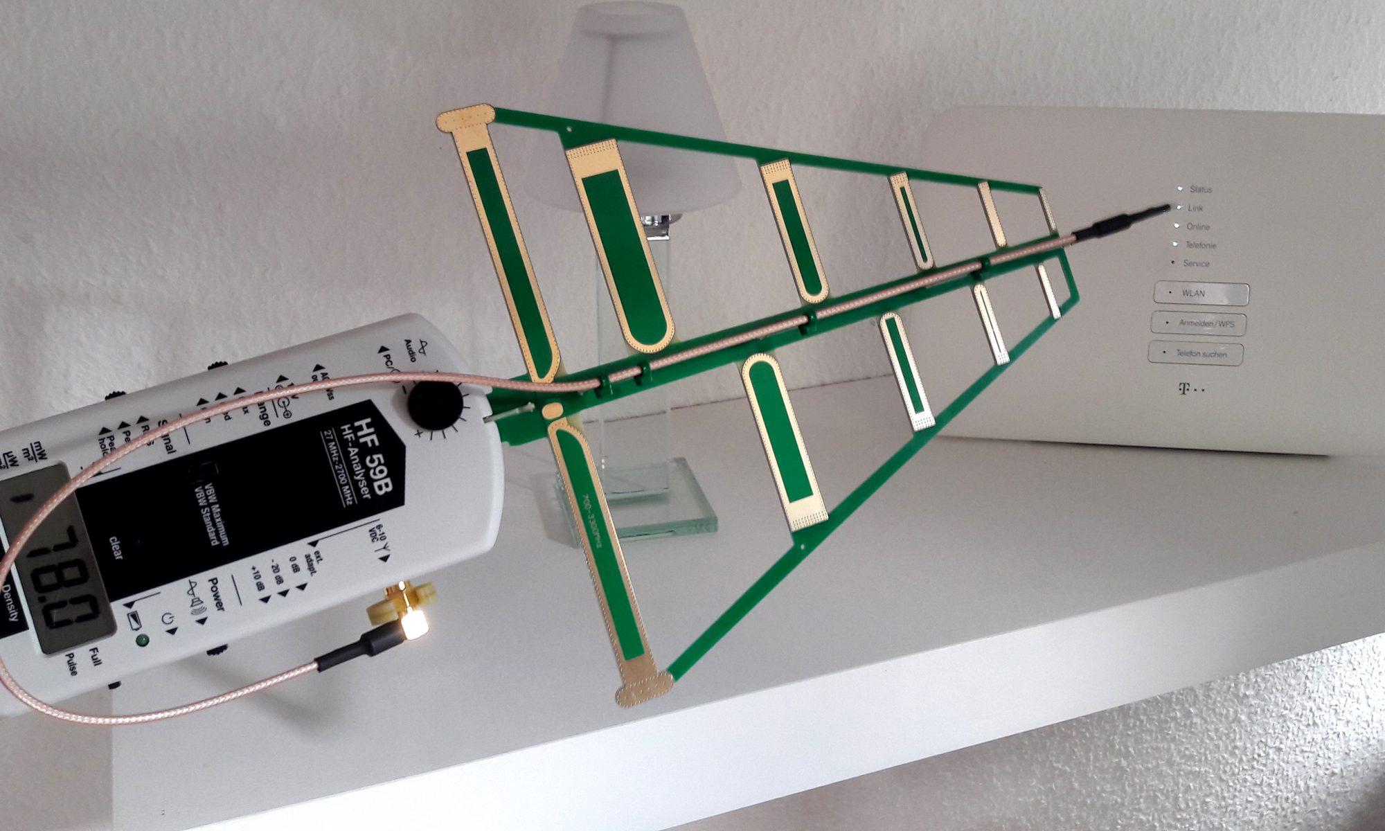 Unsere Messgeräte entsprechen den hohen Standards der Baubiologischen Messtechnik.