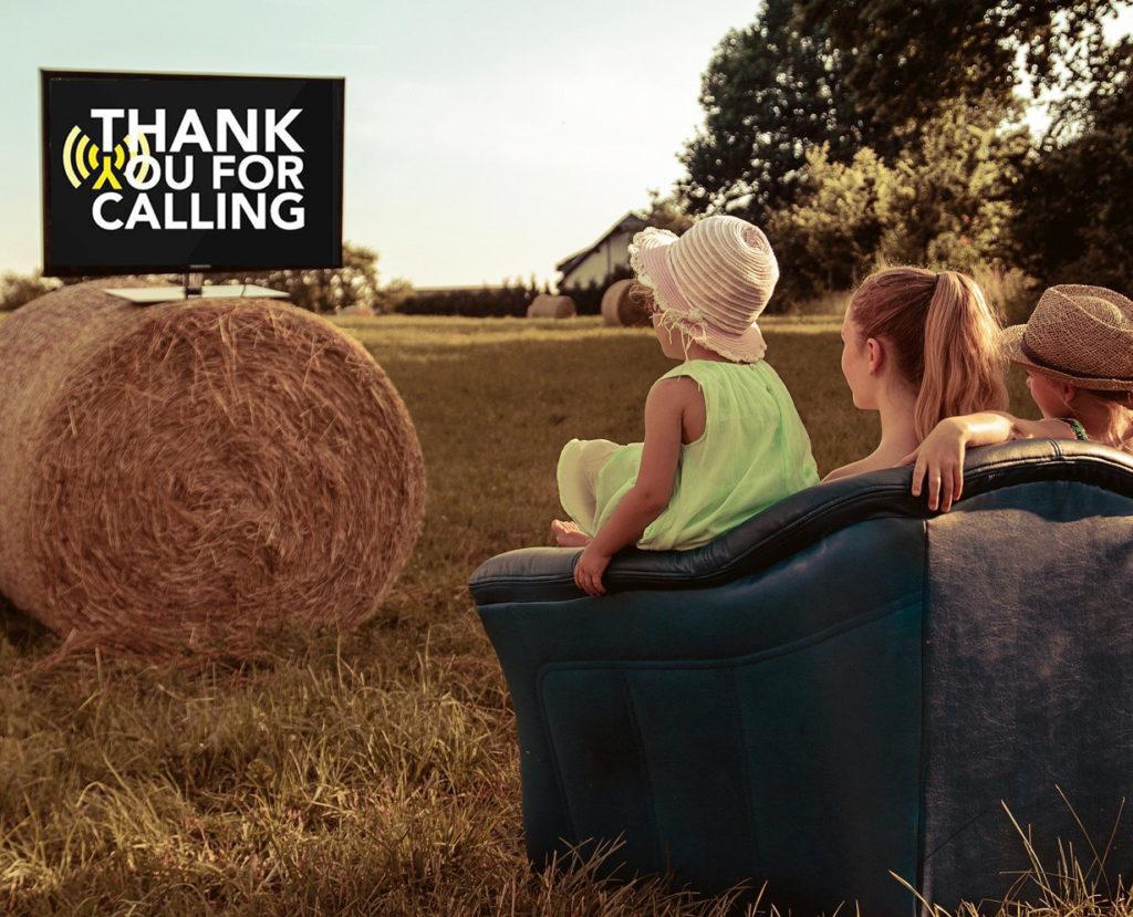 """Spannende Filme wie """"Thank you for Calling"""" geben gute Einblicke in das Thema Mobilfunk."""
